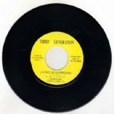 Michael Anthony - Living In Sorrows / version (Third Generation) UK 7""